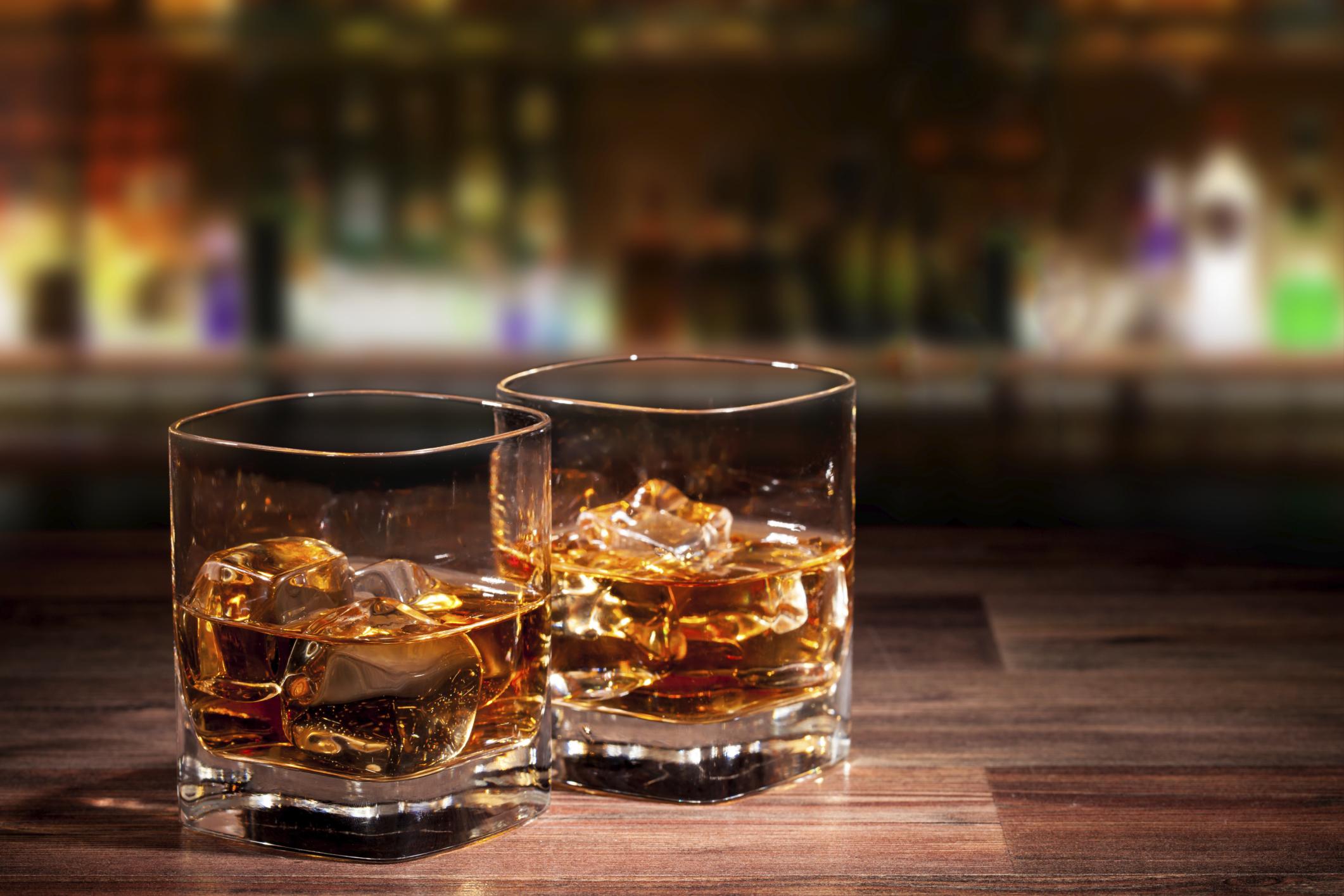 Whiskey - Boscia's Liquors Discount House - Rotterdam, NY